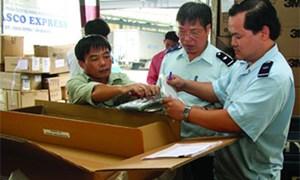 Thủ tục hải quan đối với hồ sơ thuộc diện kiểm tra trước, hoàn thuế sau