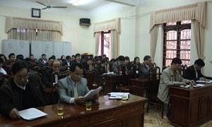 Năm 2014, Chi cục Thuế Hương Sơn phấn đấu vượt thu 10%