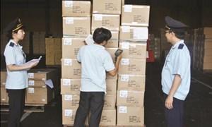Hoàn thuế đối với hàng sản xuất xuất khẩu