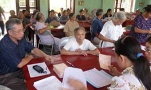 Đã hoàn thiện Đề án phát triển Quỹ Hưu trí tự nguyện