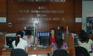 Cục thuế Hà Nội: Đồng hành cùng doanh nghiệp