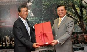 Bộ trưởng Đinh Tiến Dũng tiếp Đại sứ Nhật Bản, Hoa Kỳ