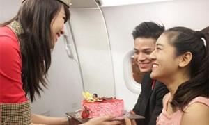 35.000 vé máy bay giá từ 9.000 đồng trong dịp Valentine