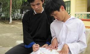 Nhiều ưu đãi trong giáo dục dành cho người khuyết tật