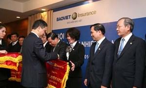Bảo Việt duy trì vị trí số 1 thị trường bảo hiểm phi nhân thọ