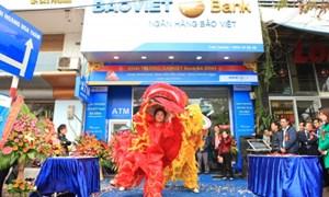 BAOVIET Bank khai trương Phòng Giao dịch Ba Đình