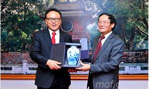Thúc đẩy quan hệ hợp tác tài chính giữa Việt Nam và Hàn Quốc