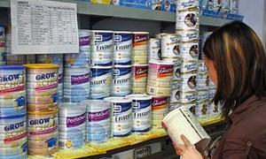 Sữa tăng giá phi mã đầu năm