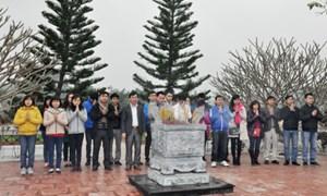 """Đoàn Thanh niên Bộ Tài chính: Tổ chức hành trình """"Về nguồn"""" tại Tuyên Quang"""