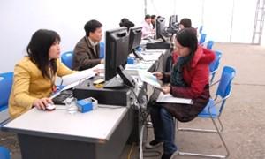 Hà Nội đã sẵn sàng cho kỳ quyết toán thuế 2013