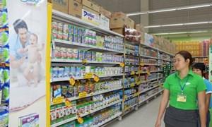 Thanh tra giá sữa tại 5 doanh nghiệp