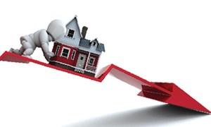 Giá bất động sản sẽ tiếp tục thủng đáy