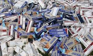 """Hero và Jet """"tung hoành"""" thị trường thuốc lá lậu TP. Hồ Chí Minh"""