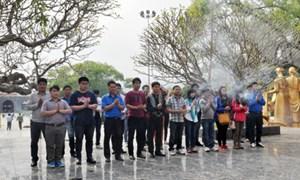 """Thanh niên Bộ Tài chính: Tổ chức chương trình """"Hành trình lịch sử"""" tại Lai Châu và Điện Biên"""
