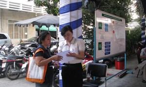 Cục Thuế TP. Hồ Chí Minh triển khai Tuần lễ hỗ trợ quyết toán thuế năm 2013