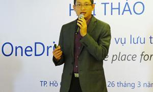 Microsoft Việt Nam giới thiệu dịch vụ lưu trữ đám mây mới OneDrive