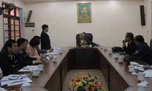 Ủy ban Pháp luật Quốc hội khảo sát hoạt động hải quan tại Lào Cai