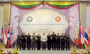 Một số hình ảnh của Bộ trưởng Bộ Tài chính Đinh Tiến Dũng tại Hội nghị Bộ trưởng Tài chính ASEAN lần thứ 18