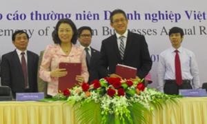 VCCI và Microsoft đẩy mạnh hợp tác triển khai công nghệ thông tin cho DNNVV Việt Nam