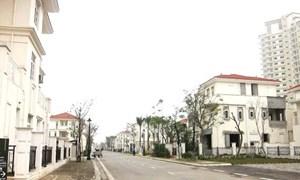 Biệt thự liền kề Hà Nội cạnh tranh với chung cư