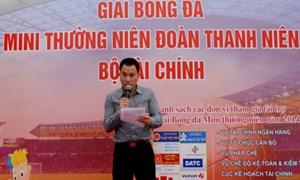 Bộ Tài chính: Khai mạc giải bóng đá mini thường niên năm 2014