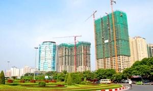 """Thị trường chung cư Hà Nội bắt đầu """"tăng nhiệt"""""""