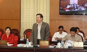 Hoàn thiện Báo cáo quyết toán ngân sách nhà nước 2012 trình Quốc hội