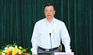 Chính phủ trình Thường vụ Quốc hội Báo cáo quyết toán ngân sách nhà nước năm 2012
