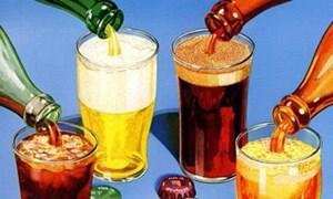 Nước ngọt có ga không cồn chịu thuế Tiêu thụ đặc biệt?