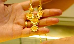 Từ 1/6 thực thi Thông tư 22: Doanh nghiệp lo ế vàng trang sức