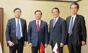 Việt Nam - điểm đến hấp dẫn của nhà đầu tư Nhật Bản