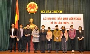 Nghề thẩm định giá hướng tới cộng đồng kinh tế ASEAN năm 2015