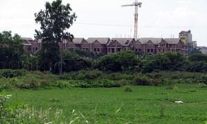 Quy định về thanh toán nợ tiền sử dụng đất