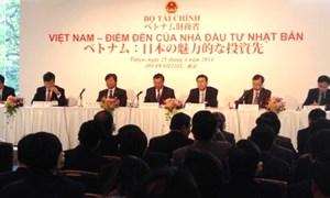 Gần 100 nhà đầu tư lớn của Nhật Bản tham dự hội nghị xúc tiến đầu tư vào Việt Nam