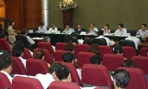 Tổ chức hội nghị trao đổi, giải đáp vướng mắc về thuế