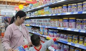 Chính phủ thống nhất chủ trương áp dụng biện pháp bình ổn giá sữa
