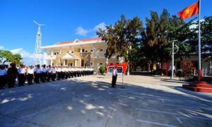 Bài 2: Khúc Tiến quân ca nơi Trường Sa