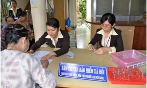 Để thực thi quy định của Hiến pháp 2013 về bảo hiểm xã hội