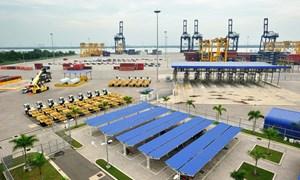 Khu công nghiệp Hiệp Phước đẩy mạnh xây dựng cơ sở hạ tầng thu hút nhà đầu tư