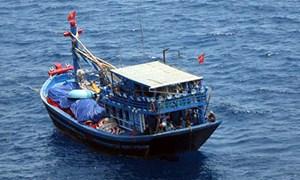 Thu nhập từ hoạt động đánh bắt hải sản được miễn thuế