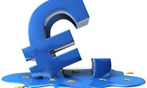 """Eurozone: Giảm phát đã """"gõ cửa""""?"""