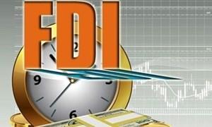 Giải pháp hạn chế sự mất cân đối trong thu hút vốn FDI vào Việt Nam