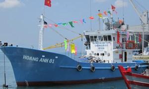 Dành tiền đầu tư công tiết kiệm đóng tàu cho ngư dân