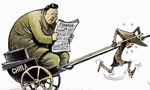 Trung Quốc: Tăng trưởng nhanh bất ổn lắm