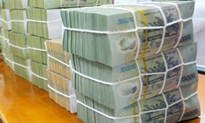 Kho bạc Nhà nước tăng cường kiểm soát chi 5 tháng đầu năm