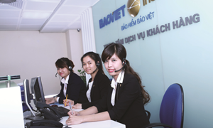 Tập đoàn Bảo Việt: Ấn tượng các chỉ số tài chính