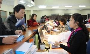 8 đối tượng được đăng ký sử dụng tài khoản tại Kho Bạc Nhà nước