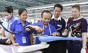 Bình Dương: Hàng nghìn chuyên gia nước ngoài đã trở lại làm việc