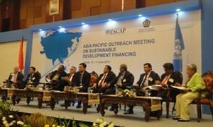 Tìm kiếm giải pháp hỗ trợ phát triển bền vững khu vực Châu Á – Thái Bình Dương