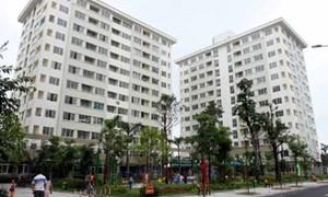 Hà Nội ban hành phí quản lý chung cư mới, từ 450 đồng/m2